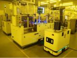 优艾智合的复合机器人已在半导体行业广泛应用