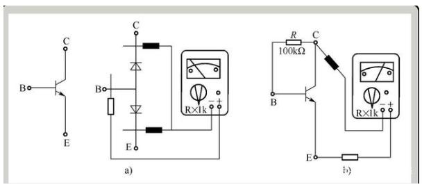 如何使用萬用表進行晶體管的簡易判別