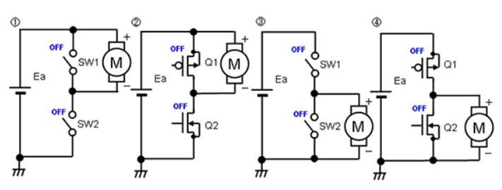 有刷电机驱动方法介绍