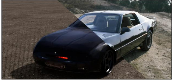 Knight Rider采用GAN模型:AI和N...
