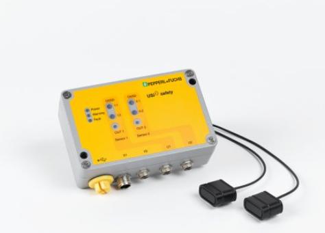 倍加福:USi?超聲波安全傳感器系統