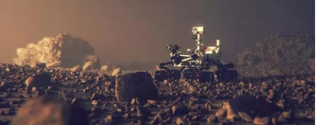 "NASA x ams|CMOS图像传感器助""毅力号""获取堪称典范的火星图像"