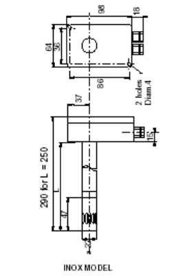 低温型管道安装相对湿度传感器T232系列