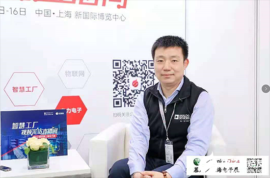 《【奇亿娱乐app登录】把智能工厂和工业4.0市场蛋糕做大,ADI慕展新品助力中国制造升级》