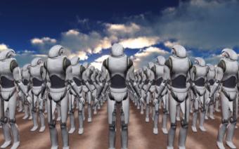 淺談最新DNA機器人設計技術詳細內容