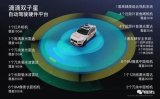 滴滴自動駕駛在上海車展發布全新硬件平臺——滴滴雙...