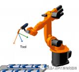 關于KUKAC4機器人測量工具坐標的作用淺析