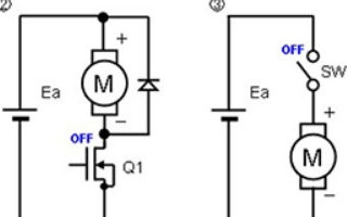 有刷電機驅動方法介紹