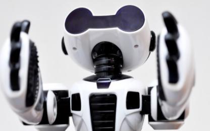 功夫機器人復合型AGV/AMR助力國內某大型生產...
