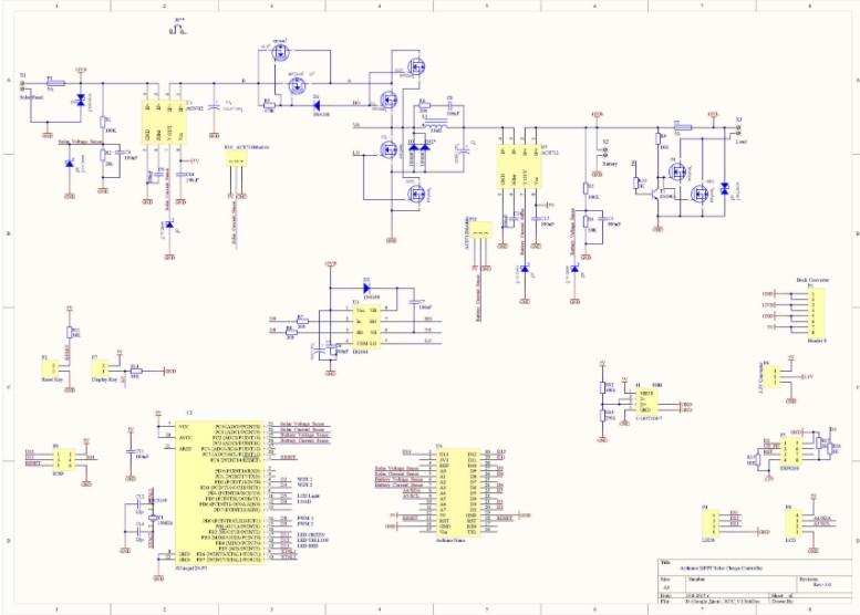 基于MPPT充电控制器从光伏模块中提取的最大可用...