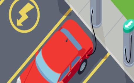 智能充電網領跑中國新能源汽車