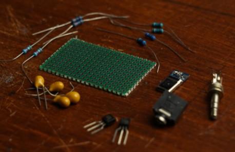 基于带有USB Type-C端口的智能手机创建音频放大器