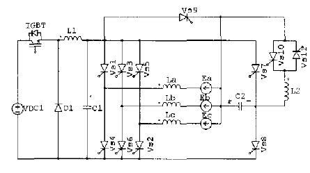 基于DSP芯片的永磁同步电机控制系统