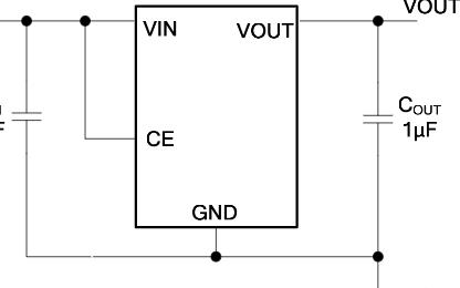500mA超低噪声超快响应LDO线性稳压器HX9193