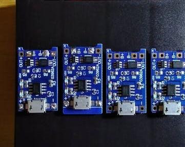 基于使用TP-4056模块制造锂离子电池充电器设计