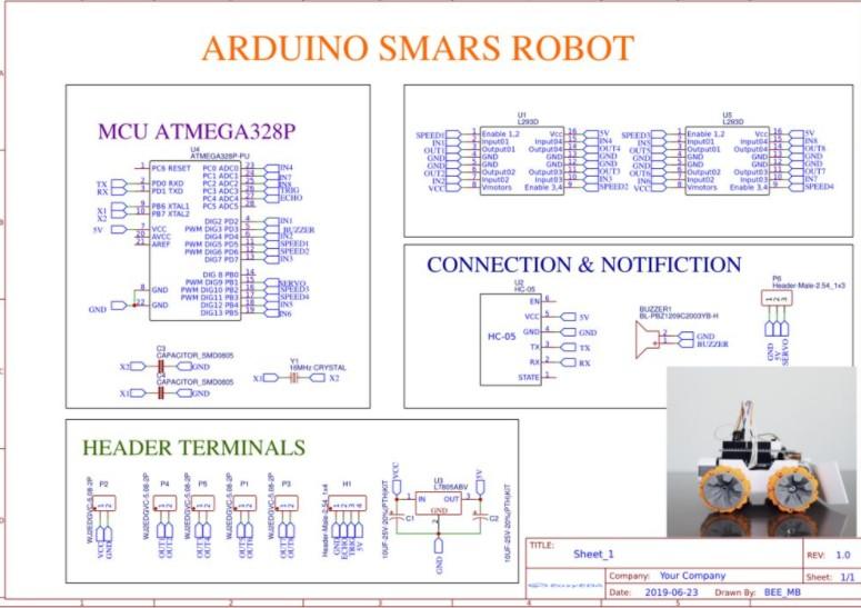 基于SMARS 機器人的3D打印部件設計