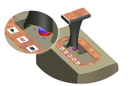 單極開關或單極霍爾效應傳感器的應用
