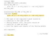探討VHDL和Verilog模塊互相調用的問題