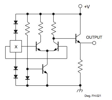 浅谈线性霍尔效应传感器IC的比例定义
