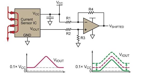 如何消除Allegro单向电流传感器IC的失调