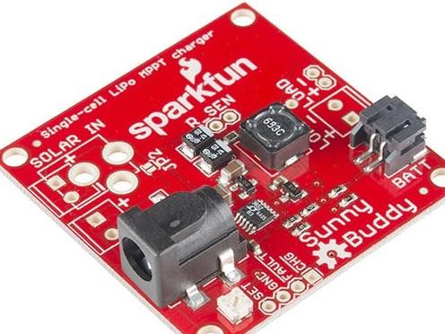基于SparkFun的ESP8266 Thing Dev开发板构建温度传感器