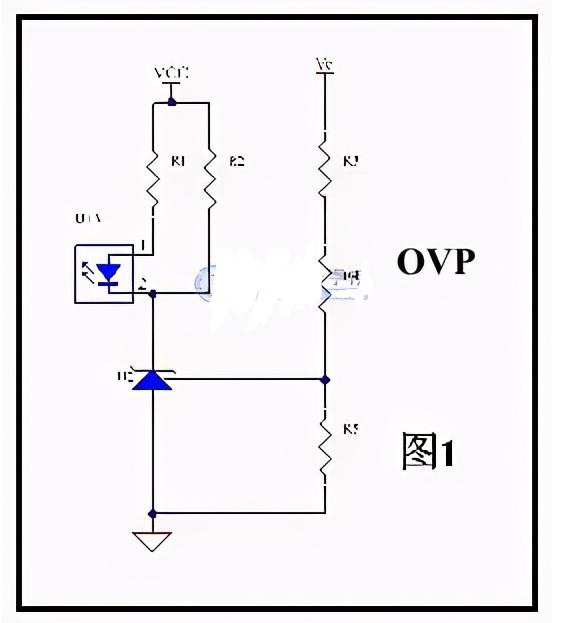 一文详解开关电源的各种过压保护电路