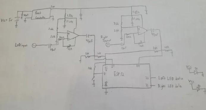基于創建Logitech的Lightsync PC游戲揚聲器項目