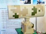 中国新型海防搜索雷达亮相,可同时跟踪64个目标
