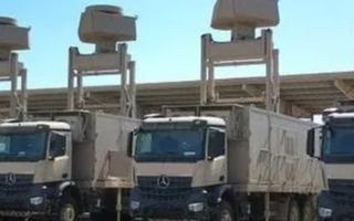 """中国电科第38研究所即将发布一款能探测""""低慢小""""目标的先进雷达"""