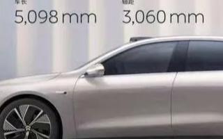 在2021上海國際車展,蔚來ET7內飾首次正式曝光