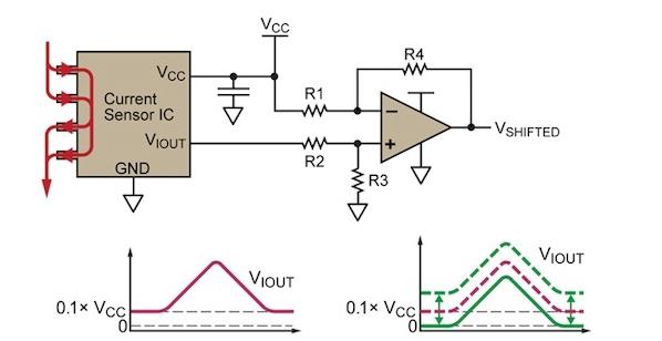 浅谈偏移电流传感器的失调电压