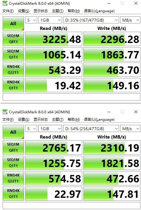 基于光威弈 Pro NVMe SSD 上机实测
