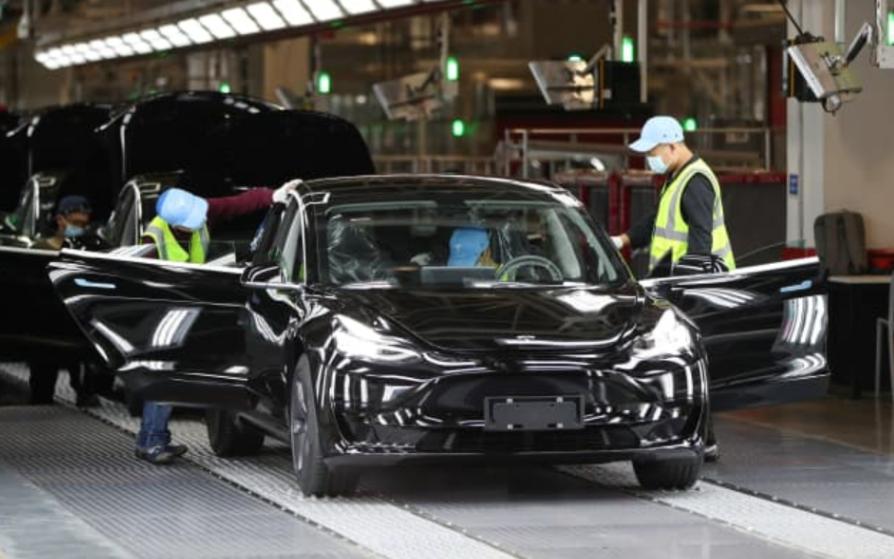 IEA預測2030年全球新能源汽車達2.3億輛 特斯拉今年第一季度利潤大增