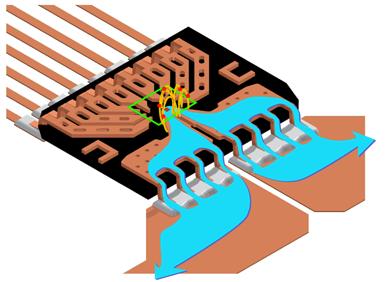 基于3.3 V应用的全集成电流传感器IC