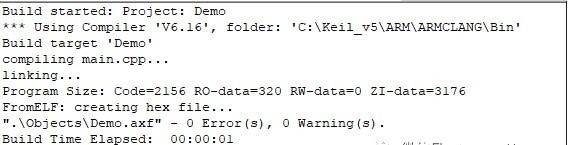 如何基于Keil、STM32用C++編寫流水燈程序?