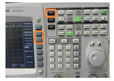 测量无源RF组件的VSWR(电压驻波比)的分步说明