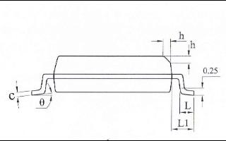 LCD液晶驱动芯片SOP24L POD原理图下载