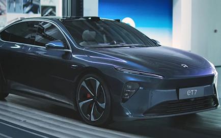 蔚来秦力洪解密智能电动旗舰轿车eT7配置 蔚来9月计划向欧洲挪威市场交付新车