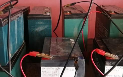 浅谈应急灯电池与电动车相比的乱现象