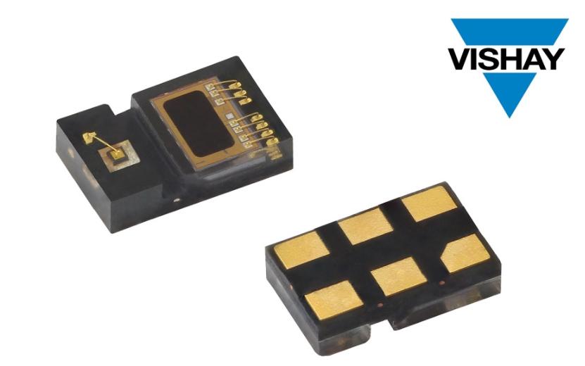 Vishay推出的超小型近传感器功耗仅为6.63 μA
