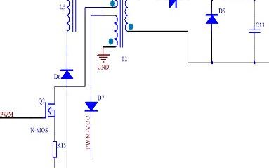 正激式与反激式开关电源的区别