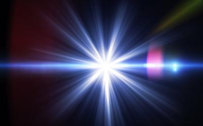 你们知道一束光中有多少个光子吗?