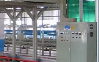 東莞重型升降機完成自動輸送