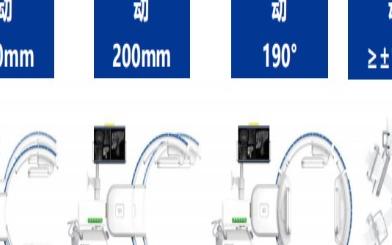 三维平板C型臂的特点介绍