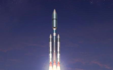 """外媒集体双标:美国火箭残骸""""点亮夜空""""中国的就""""..."""