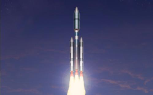 遥感三十号08组卫星发射成功!长二丙继续为新技术探路