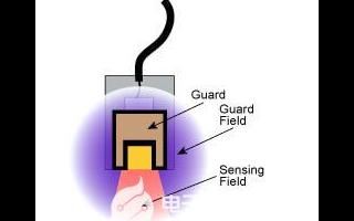 電容式和渦流傳感器,探頭與磁場距離的目標檢測