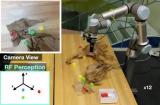 """快讯:MIT开发能""""感知""""隐藏物体的机器人"""