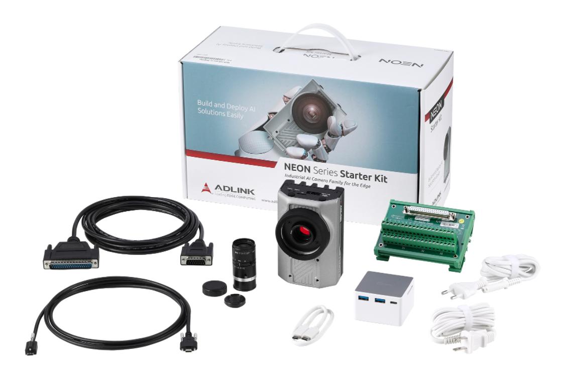 凌华科技推出业内首款基于NVIDIA Jetson Xavier NX的工业AI智能相机