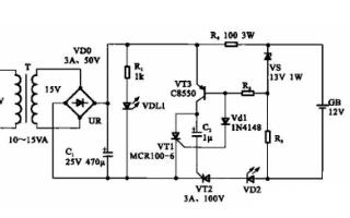 电瓶修复知识:浮充电压的设置对蓄电池寿命的影响